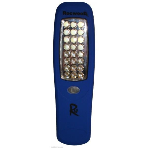 Hand Inspection Lamp Work Shop Garage Light 24 LED