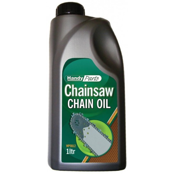Chainsaw Chain Oil With Anti-Fling Formula 1 Litre