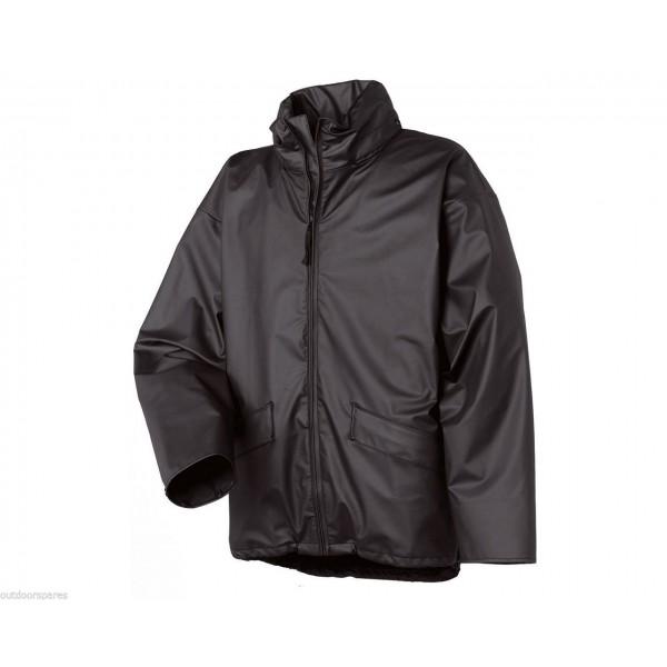 Helly Hansen Mens Voss Waterproof Workwear Rain Jacket, Part No. - 70180