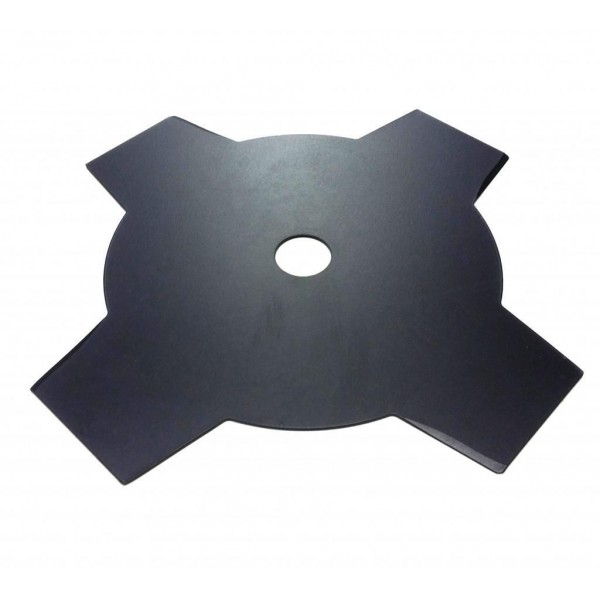 4 Tooth 255mm Brushcutter Blade 25.4mm Centre