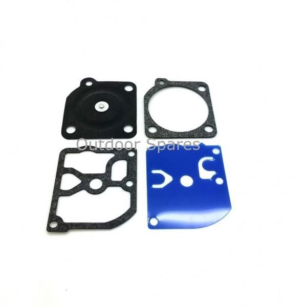 Zama C1Q Carburettor Diaphragm Kit Quality Replacement Part