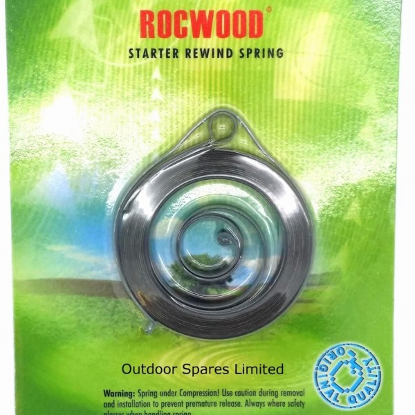 Echo Recoil Starter Spring Will Fit Chainsaws 280, 290 & 330 & Some Brushcutters