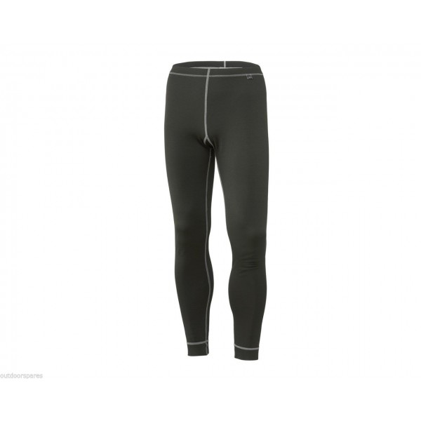 Helly Hansen Kastrup Base Layer Pants with Lifa ®Stay Dry Technology in Black