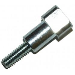 Bushcutter & Strimmer Nylon Head Adaptor Bolt 10mm X 1.25mm Left Hand Female