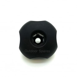 Mountfield SP454 Handwheel Fits SP474 SP534 322399804/1 Genuine Replacement Part
