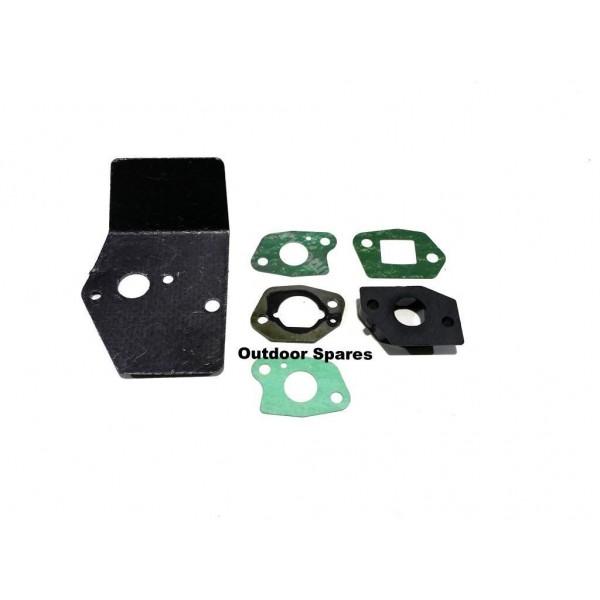 Mountfield RM65 Carburettor Gasket Set 118550249/0 Genuine Replacement