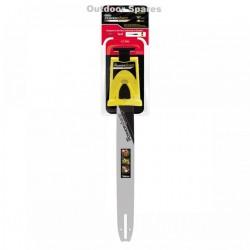 "Efco 132S 14"" PowerSharp Bar-Mount Sharpener & Guide Bar Fits 136 137"