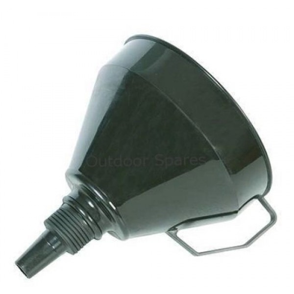 Silverline Plastic Fuel Oil  Water Funnel with Metal Filter, Part No. - 633563