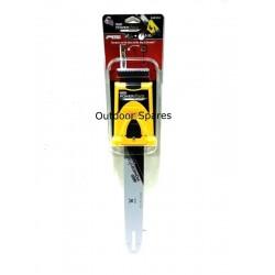 "Efco 132S 16"" PowerSharp Bar-Mount Sharpener & Guide Bar Fits 136 137"