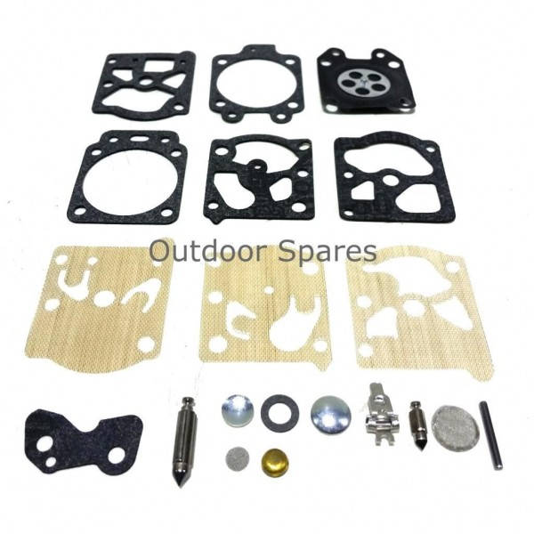 Stihl MS170 Carburettor Repair Kit Fits MS180 MS210 Quality Replacement Part
