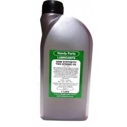 2 Stroke Oil Semi Synthetic 1 Litre Bottle