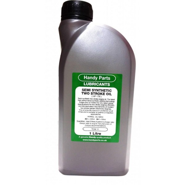 2 Stroke Oil Semi Synthetic 1 Litre Bottle