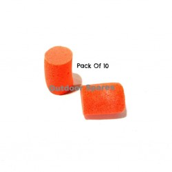 Comfort Foam Ear Plugs SNR 28dB in packs of 10 sets (20 plugs)