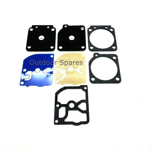 Zama C1Q Carburettor Repair Kit Fits C3 Quality Replacement Part