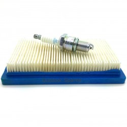 Honda HRB475 Air Filter & Spark Plug Fits HRB535 Quality Replacement Part