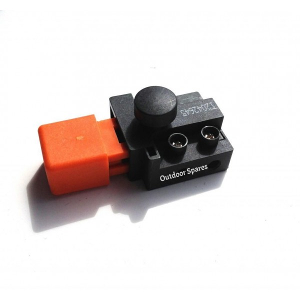 Flymo Stop / Start Switch Fits Lots Of Models 5227209-01 Genuine Part