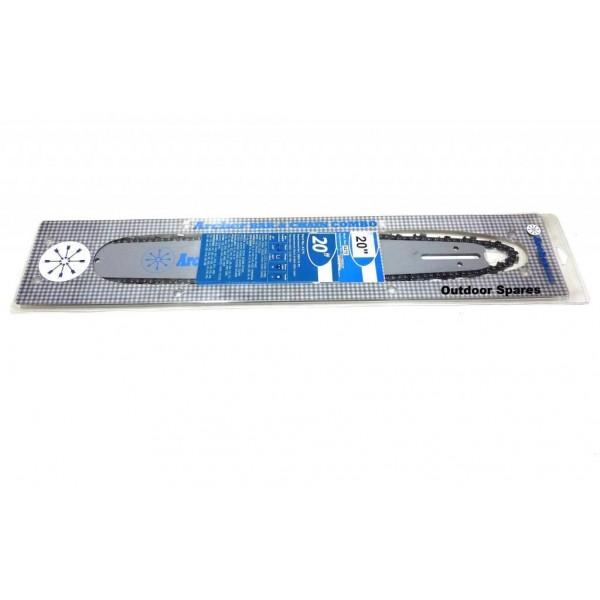 """Efco MT4100 20"""" Bar & Chain Combo Fits MT440 MT4400 141S"""