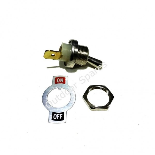 Toggle Kill Switch Fits Chainsaws Brushcutters Quality Stens Replacement Part