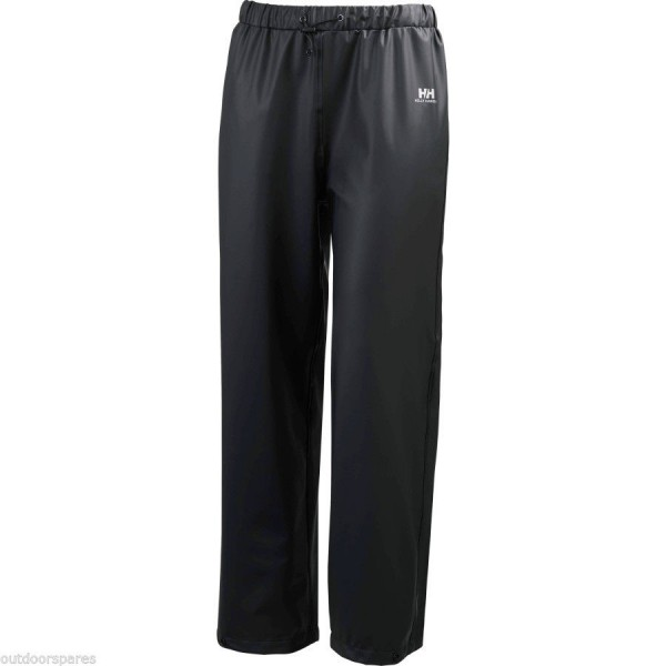 Helly Hansen Mens Voss  Waterproof Workwear Rain Pants Pull Over Trousers, Part No. - 70480