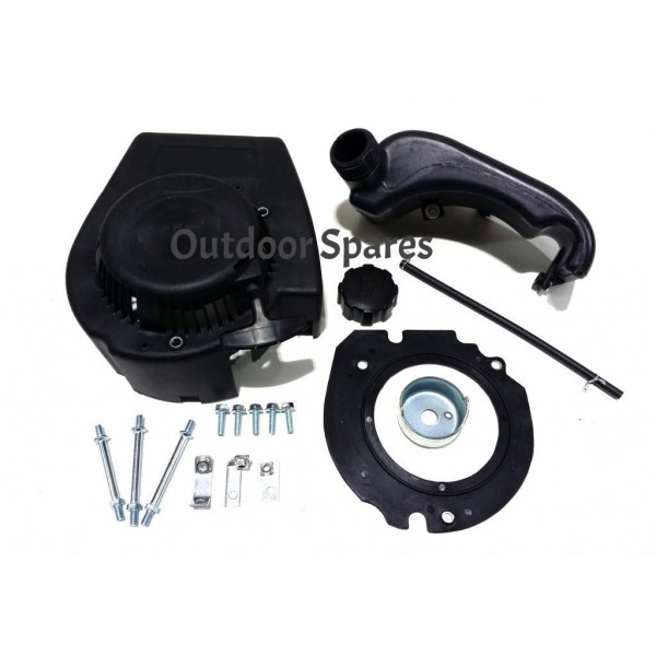 Mountfield RV150 Fuel Tank & Recoil Kit Fits SV150 118550509/0 Genuine Replacement