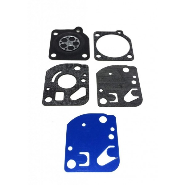Echo HC1000 Carburettor Repair Kit Fits Zama C1U-GND Quality Replacement Part