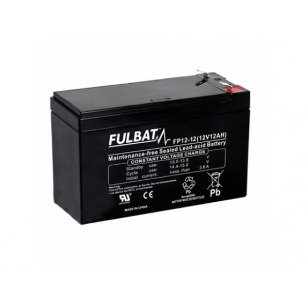 12V Battery 7A/H Fits Many Small Ride On Mowers