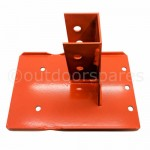 Belle Minimix 150 Engine Mounting Deck For Honda G100 & Loncin 2.5HP Engines