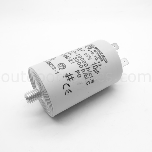 Belle Minimix 130 Capacitor 240V 70/0137 Genuine Replacement