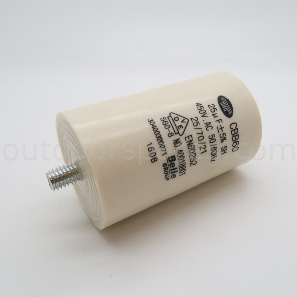 Belle Minimix 150 Capacitor 240V Fits Maxi 140 M12 M16 70/0135 Genuine Replacement
