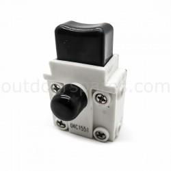 Genuine Belle Promix 1200e-1600e Plaster Mixer Drill Trigger Switch 110v-240v Part No.949/99502