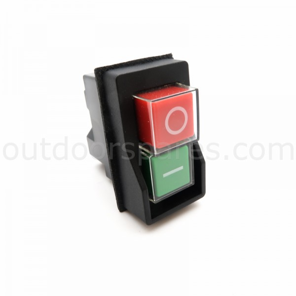 Belle Minimix 150 Switch 110V Fits M12 70/0202 Genuine Replacement