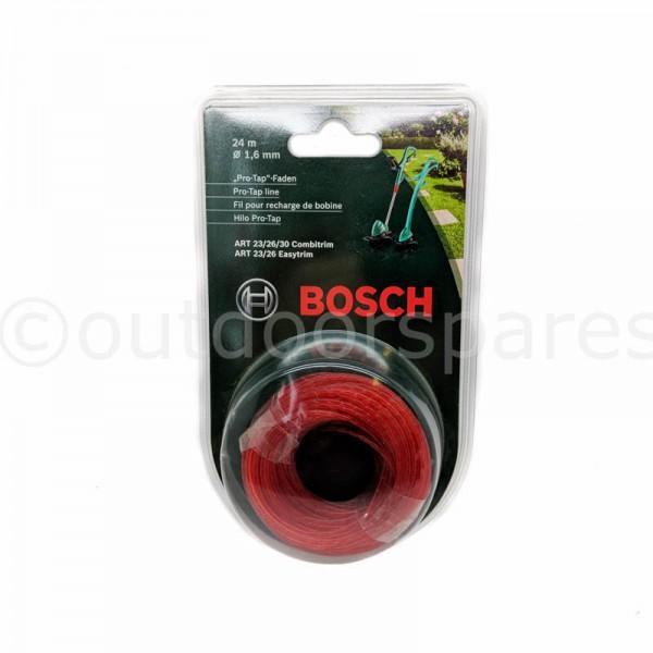 Bosch ART 23 Combitrim Trimmer Line 1.6mm x 24m F016800176 Genuine Replacement