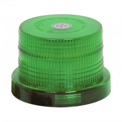 Green Beacon 12/24v Low Profile Replacement Lens