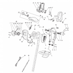 Castelgarden XHJ 550 Spring 118801433/0 Genuine Replacement Part