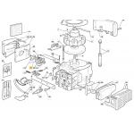 Castelgarden RV150 Choke Link For SV150 V35 Engines Genuine Part 118550017/0