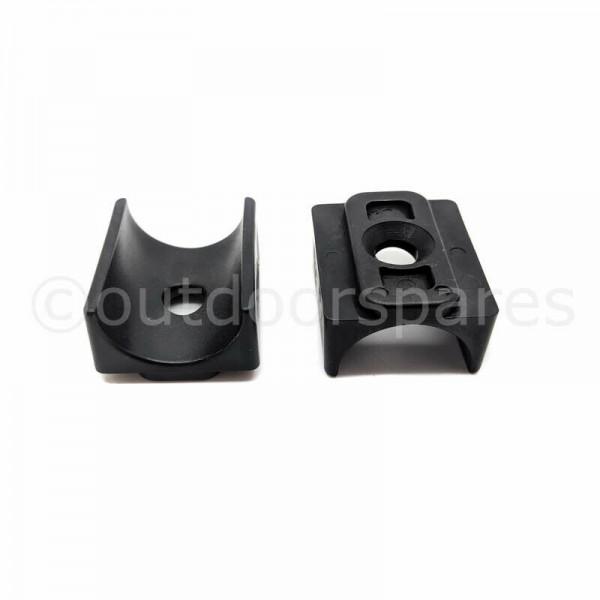 Castelgarden XS 48 BS Handle Bracket Set Of 2 Fits XS 50 MB 322680016/0 Genuine