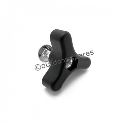 Mountfield SP414 Lower Handle Fixing Knob With Nut & Bolt Genuine Replacement