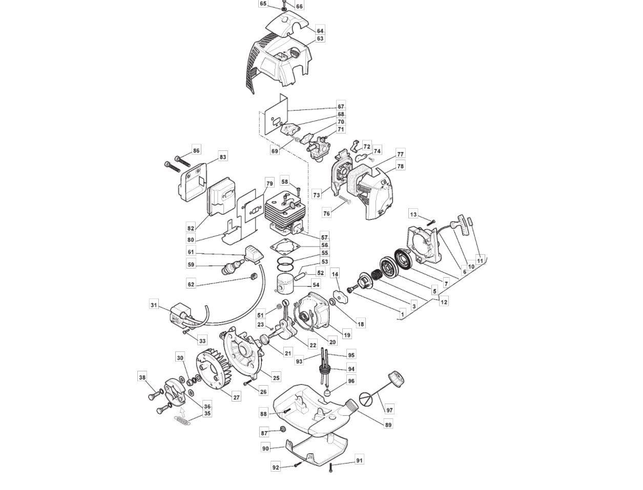 Mgtp Engine Parts X