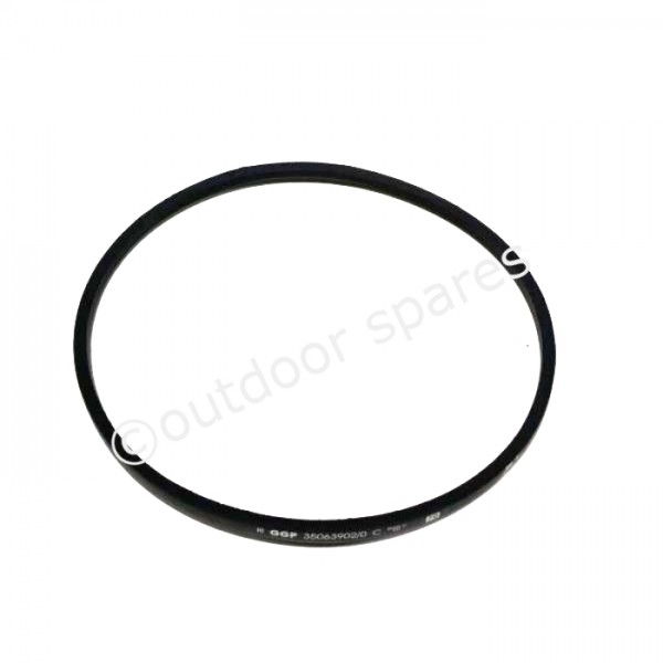Mountfield SP530 HW Drive Belt Fits SP535 HW 135063902/0 Genuine Replacement