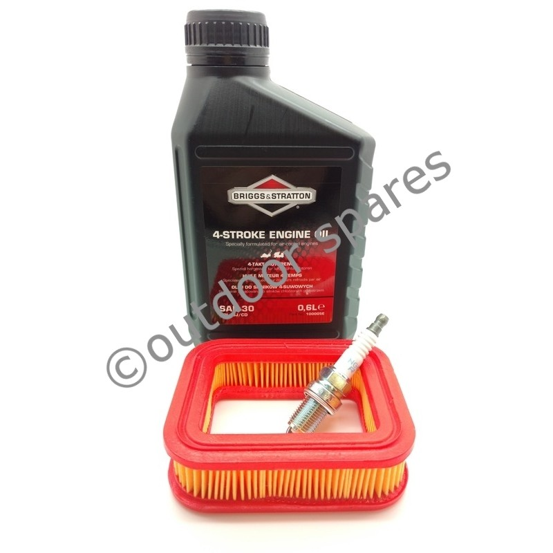 Mountfield RSC100 Service Kit Fits HP164 S421 PD S461R HP SP164 Genuine  Replacement