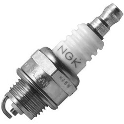 MacAllister MGTP254 Spark Plug Fits MBCP254 NGK Replacement Part
