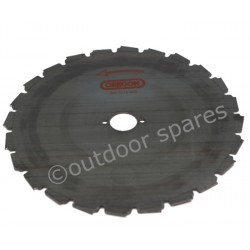 Brushcutter Clearing Blade 20mm Centre for 30-45cc Brushcutters Oregon 225mm 110978