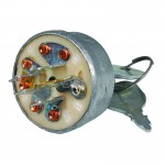 Ariens GT10-GT18 Indak Ignition Switch Stens Replacement Part