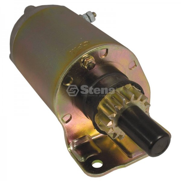 Briggs & Stratton 350442 Mega-Fire Electric Starter Fits 350447 Stens Replacement Part