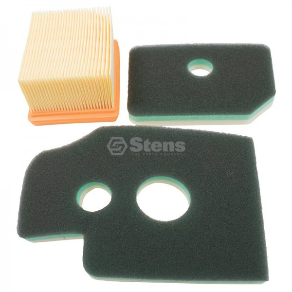 Dolmar PC6412 Air Filter Kit Fits PC6414 Stens Replacement Part