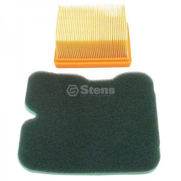 Dolmar PC6412 Air Filter Combo Fits PC6414 PC6530 Stens Replacement Part