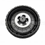Atco Quattro 22S V Rear Drive Wheel Fits Quattro 19SH V 381007801/0 Genuine Replacement