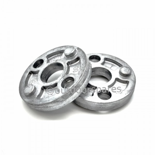 Flymo XL500 Blade Spacers Pack Of 2 Genuine Replacement