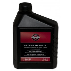 Briggs & Stratton SAE30 Lawnmower Engine Oil 1.4 litre Bottle