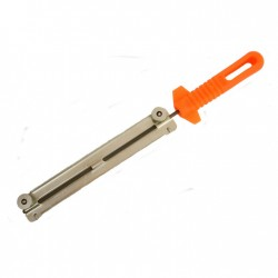 "Chainsaw Chain File and Guide Sharpener 7/32"" 5.5mm"